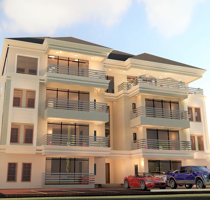 apartments in lagos island real estate