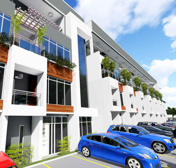 off plan real esate duplexes in amusa 4 carrillion projects